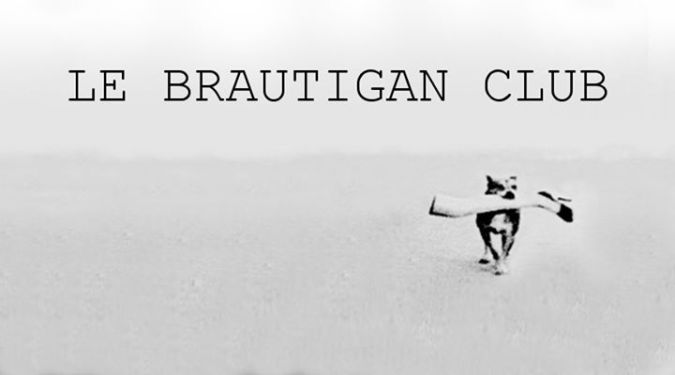 Le Brautigan Club